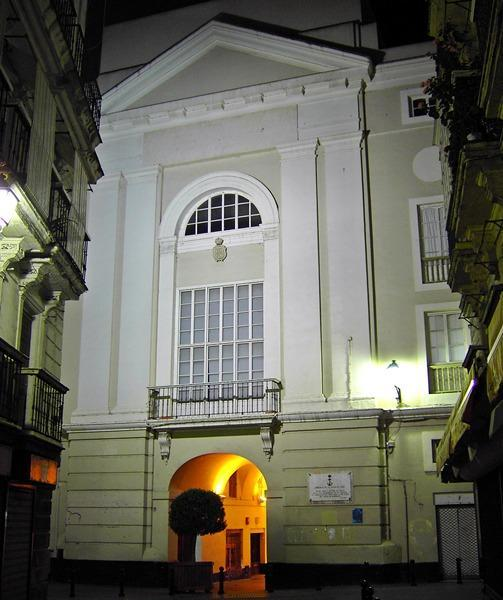 Our Lady of Pópulo Royal Chapel  (Cádiz)