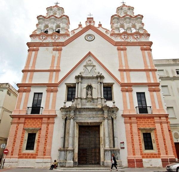 Our Lady of Carmo Church (Cádiz)