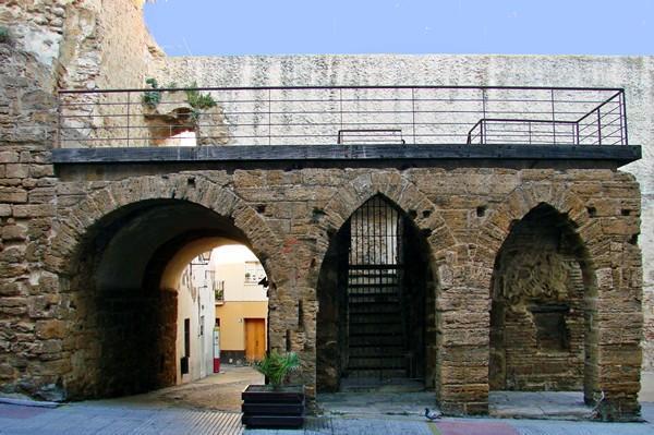 Los Blanco Arch (Cadiz)