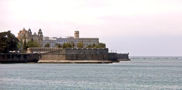 Baluarte de la Candelaria (Cádiz)