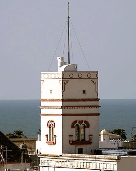 Câmara Escura - Tower of Tavira (Cádiz)
