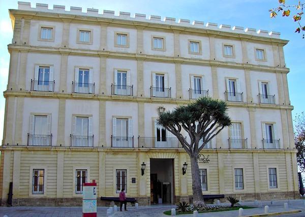Municipal Cultural Center Queen Sofia (Cádiz)