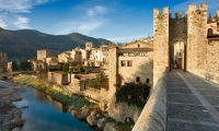Cidade Medieval de Besalu