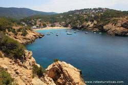 Ibiza, Cala Vadella (praias de Ibiza)