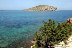 Ibiza, Paisagens de Cala Bassa