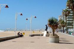 Praia da Victoria (Cádiz)