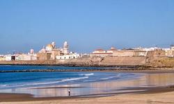 Praia de Santa Maria do Mar (Cádiz)