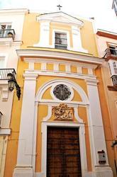 Igreja da Conversão de São Paulo (Cádiz)