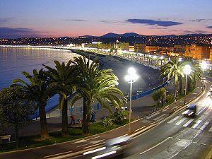 Ville de Nice (France)