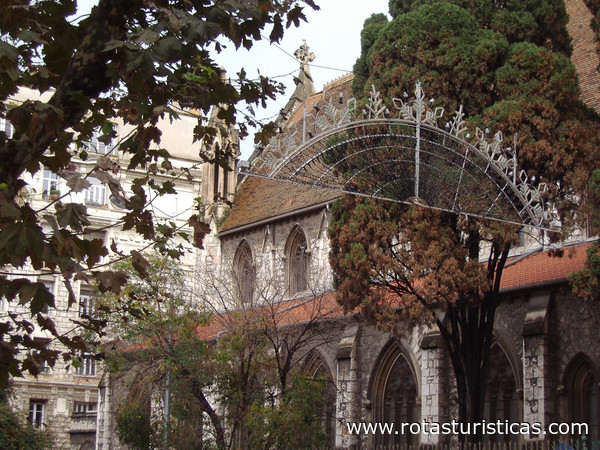 Eglise Anglicane de Nice