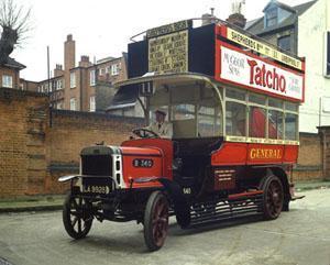 Museu dos Transportes de Londres