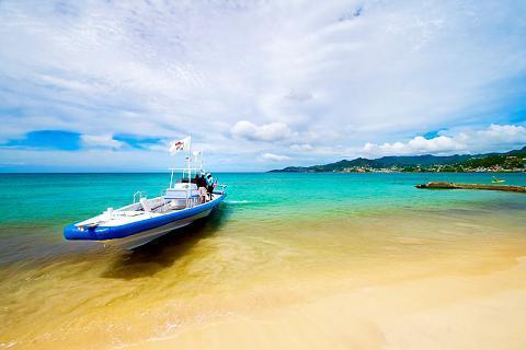 Grand Anse e Morne Rouge