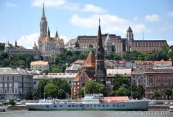 Colina do castelo (Budapeste)