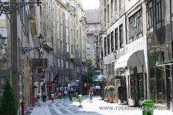 Rua Vaci (Budapeste)