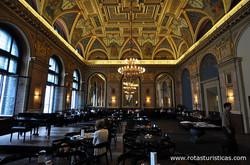 Book Cafe - Lotz Terem(Budapeste)