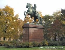 Estátua de Ferenc Rakoczi (Budapeste)