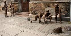 Monumento aos Paul Street Boys (Budapeste)