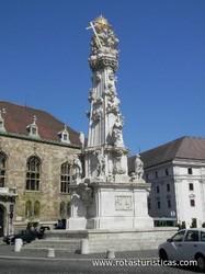 Coluna da Santíssima Trindade (Budapeste)
