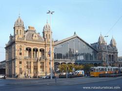Estação Ferroviária Ocidental de Budapeste