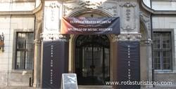 Museu da História da Música (Budapeste)