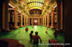 Banheiro Rudas (Budapeste)