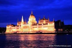 Parlamento de Budapeste (Hungria)