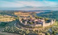 Monteriggioni, Vila Medieval