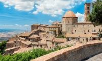 Volterra, Vila Medieval