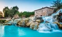 Cascate del Mulino - Termas grátis