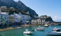 Marina Grande, Ilha de Capri