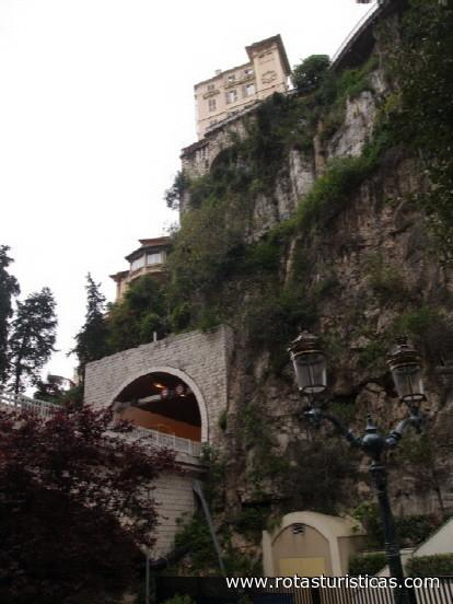 Sainte Dévote Chapel