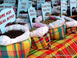 Mercado de Marigot (Saint Martin)