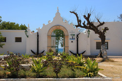 Porta da Capitania (Ilha de Moçambique)