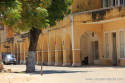 Rua dos Arcos ou Rua das Arcadas (Ilha de Moçambique)