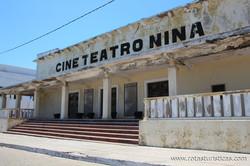 Cine Teatro Nina (Ilha de Moçambique)
