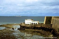 Forte do Baluarte, Ilha de Moçambique