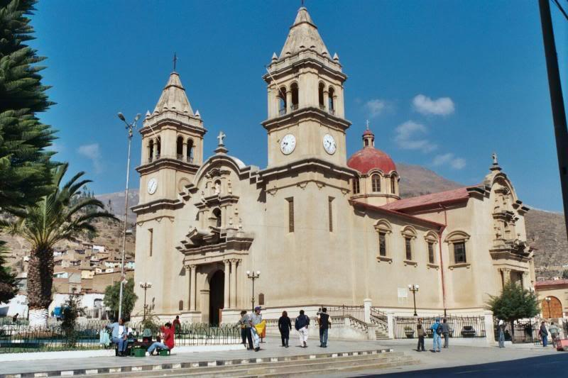 Cattedrale di Santa Ana (Tarma)