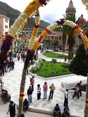 Piazza di Armi di Tarma