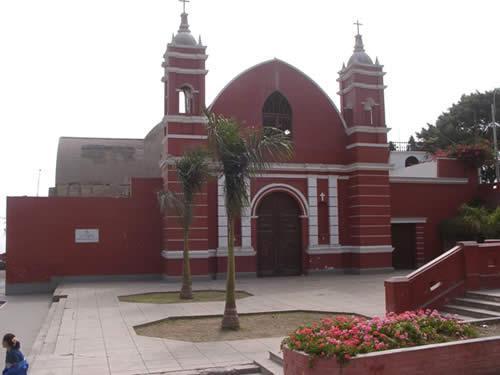 Ermita del Padre Villalta - Barranco