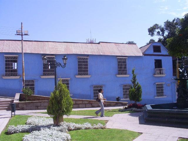 Casa de las 10 Ventanas