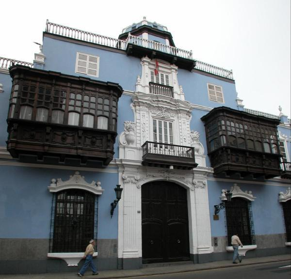 Casa Oquendo ou Palacio Osambela