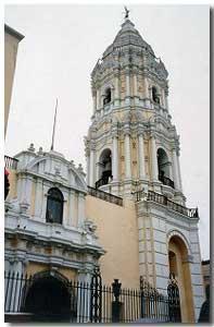 Église et couvent de Santo Domingo