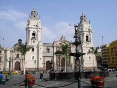 Lima - Visite de la ville