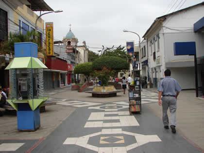 Paseo los Libertadores