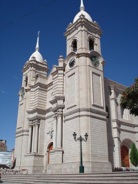 Cathédrale de Saint-Domingue
