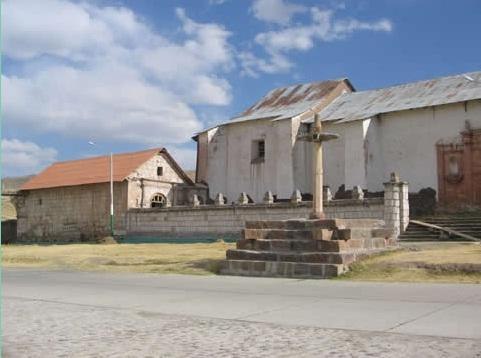 Coporaque, capitale historique de La Kaci National