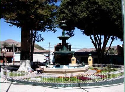 Place des bras de Torata