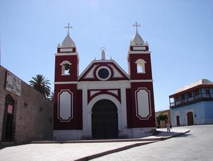 Temple de Belén et Plazuela