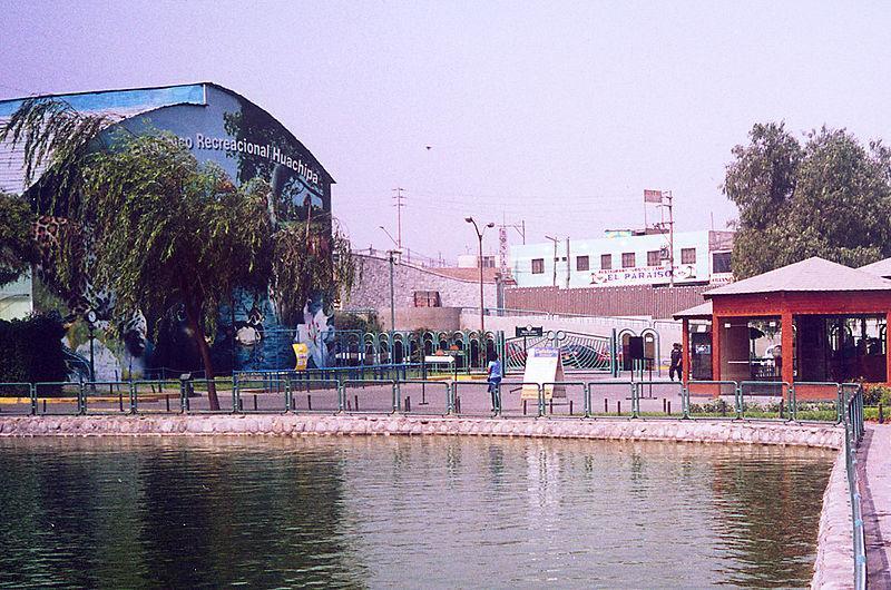 Centre écologique récréatif de Huachipa