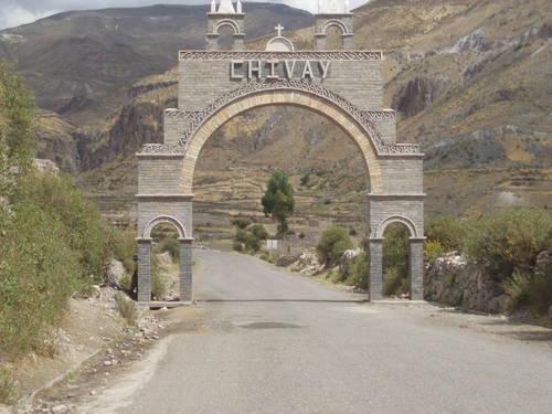 Ville de Chivay